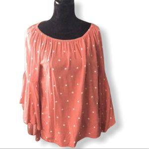 Fever Bell Sleeved Blouse